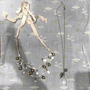AE necklaces